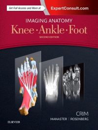 cover image - Imaging Anatomy: Knee, Ankle, Foot,2nd Edition