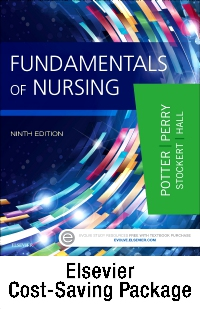 cover image - Fundamentals of Nursing - Text and Study Guide Package,9th Edition