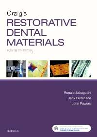 cover image - Evolve Resources for Craig's Restorative Dental Materials,14th Edition