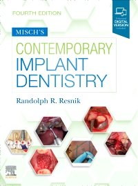cover image - Misch's Contemporary Implant Dentistry Elsevier eBook on VitalSource,4th Edition