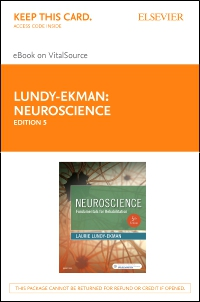 cover image - Neuroscience - Elsevier eBook on VitalSource (Retail Access Card),5th Edition