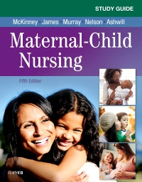 cover image - Study Guide for Maternal-Child Nursing - Elsevier eBook on VitalSource,5th Edition