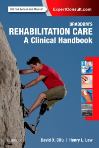 cover image - Braddom's Rehabilitation Care: A Clinical Handbook