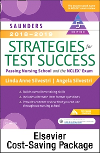 cover image - Saunders 2018-2019 Strategies for Test Success - Elsevier eBook on VitalSource + Evolve Access (Retail Access Cards),5th Edition