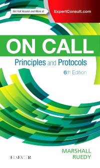 cover image - On Call Principles and Protocols,6th Edition