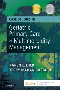 cover image - Case Studies in Geriatric Primary Care & Multimorbidity Management
