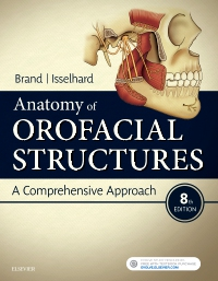 cover image - Anatomy of Orofacial Structures,8th Edition