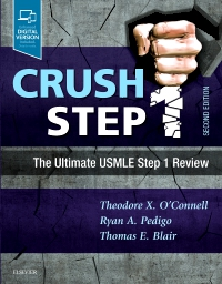 cover image - Crush Step 1,2nd Edition