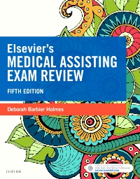 cover image - Evolve Resources for Elsevier's Medical Assisting Exam Review,5th Edition