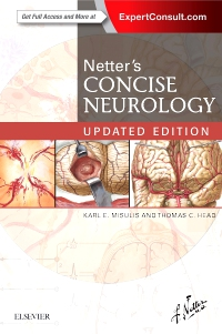 cover image - Netter's Concise Neurology Updated Edition
