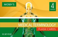 cover image - Mosby's Medical Terminology Flash Cards,4th Edition