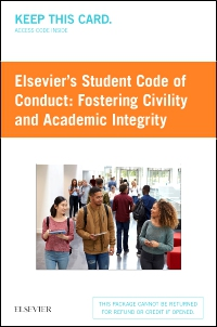 cover image - Elsevier's Student Code of Conduct - Access Card