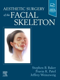 cover image - Aesthetic Surgery of the Facial Skeleton