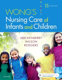 cover image - Evolve Resources for Wong's Nursing Care of Infants and Children,11th Edition