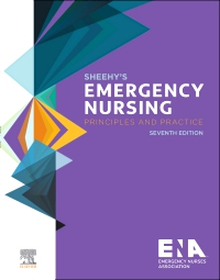cover image - Sheehy's Emergency Nursing - Elsevier eBook on VitalSource,7th Edition