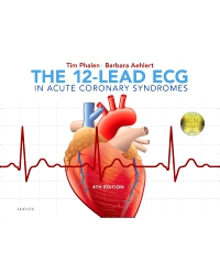 cover image - The 12-Lead ECG in Acute Coronary Syndromes,4th Edition