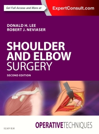 cover image - Operative Techniques: Shoulder and Elbow Surgery,2nd Edition