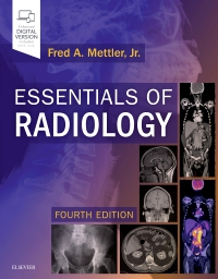 cover image - Essentials of Radiology,4th Edition