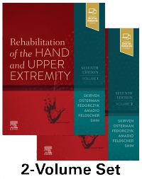 cover image - Rehabilitation of the Hand and Upper Extremity, 2-Volume Set,7th Edition