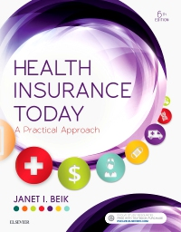 cover image - Evolve Resources for Health Insurance Today,6th Edition