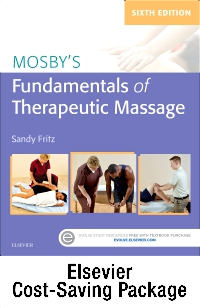 cover image - Fundamentals of Therapeutic Massage 6e with Mosby's Essential Sciences for Therapeutic Massage 5e Package,6th Edition