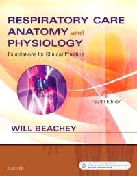 cover image - Evolve Resources for Respiratory Care Anatomy and Physiology,4th Edition
