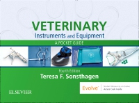 cover image - Evolve Resources for Veterinary Instruments and Equipment,4th Edition