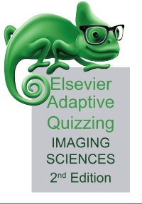 cover image - Elsevier Adaptive Quizzing for Imaging Sciences,2nd Edition