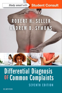 cover image - Differential Diagnosis of Common Complaints,7th Edition