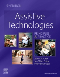 cover image - Assistive Technologies - Elsevier eBook on VitalSource,5th Edition
