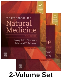cover image - Textbook of Natural Medicine - 2-volume set,5th Edition