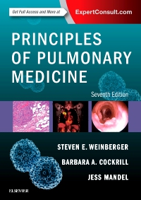 cover image - Principles of Pulmonary Medicine,7th Edition
