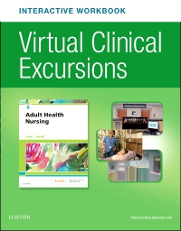 cover image - Virtual Clinical Excursions Online and Print Workbook for Adult Health Nursing,8th Edition