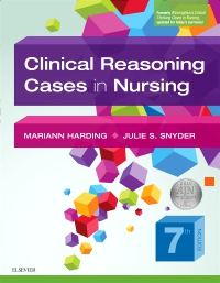 cover image - Clinical Reasoning Cases in Nursing - Elsevier eBook on VitalSource,7th Edition