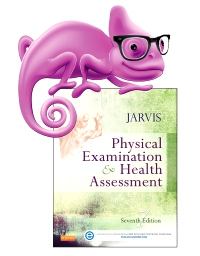 cover image - Elsevier Adaptive Quizzing for Jarvis Physical Examination and Health Assessment - Classic Version,7th Edition