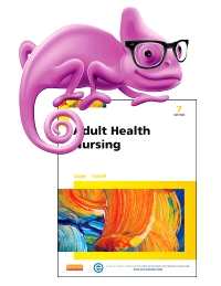 cover image - Elsevier Adaptive Quizzing for Adult Health Nursing - Classic Version,7th Edition
