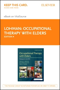 cover image - Occupational Therapy with Elders - Elsevier eBook on VitalSource (Retail Access Card),4th Edition