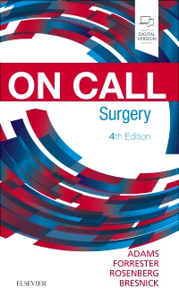 cover image - On Call Surgery,4th Edition