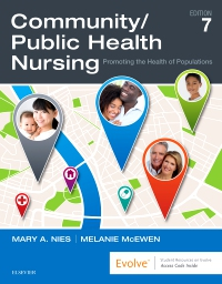 cover image - Community/Public Health Nursing,7th Edition