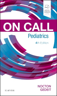 cover image - On Call Pediatrics,4th Edition