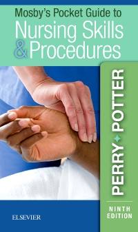 cover image - Mosby's Pocket Guide to Nursing Skills and Procedures Elsevier eBook on VitalSource,9th Edition