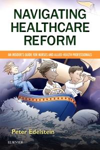 cover image - Navigating Healthcare Reform - Elsevier eBook on VitalSource