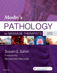 cover image - Evolve Resources for Mosby's Pathology for Massage Therapists,4th Edition