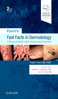 cover image - Ferri's Fast Facts in Dermatology,2nd Edition