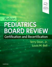 cover image - Nelson Pediatrics Board Review