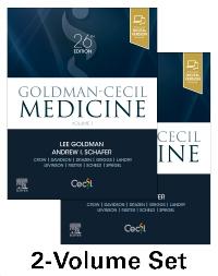 cover image - Goldman-Cecil Medicine, 2-Volume Set,26th Edition