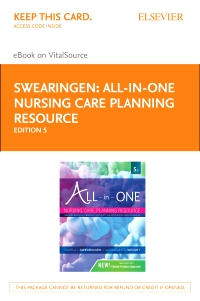 cover image - All-in-One Nursing Care Planning Resource Elsevier eBook on VitalSource (Retail Access Card),5th Edition