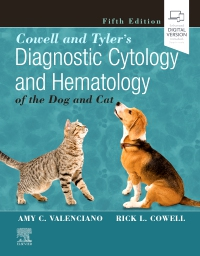 cover image - Diagnostic Cytology and Hematology of the Dog and Cat - Elsevier E-Book on VitalSource,5th Edition