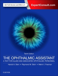 cover image - Evolve Resources for The Ophthalmic Assistant,10th Edition