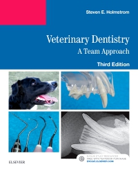 cover image - Veterinary Dentistry: A Team Approach - Elsevier E-Book on Vitalsource,3rd Edition